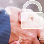 Cybersecurity Partnership Handshake