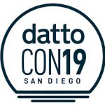 DattoCon19 San Diego logo