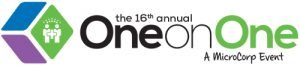 MicroCorp One on One Event logo
