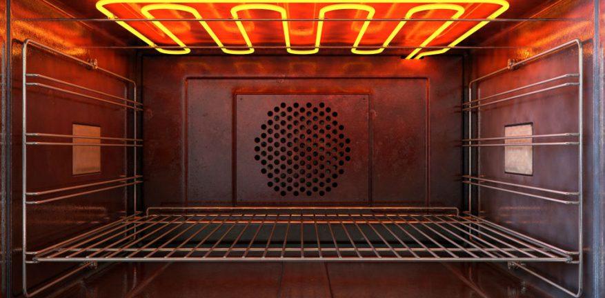 Oven Inside