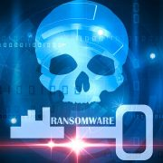 Ransomware Protection Skull