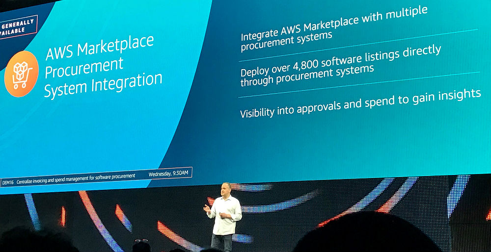 AWS Focuses on Cloud Security, a 'Top Priority for Everyone,' at re