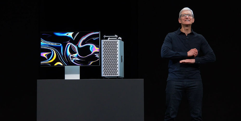 Tim Cook Apple WWDC 2019