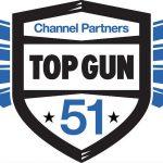 Channel Partners Top Gun 51 logo