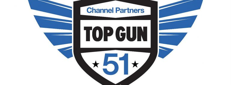 Channel Partners Top Gun 51 logo
