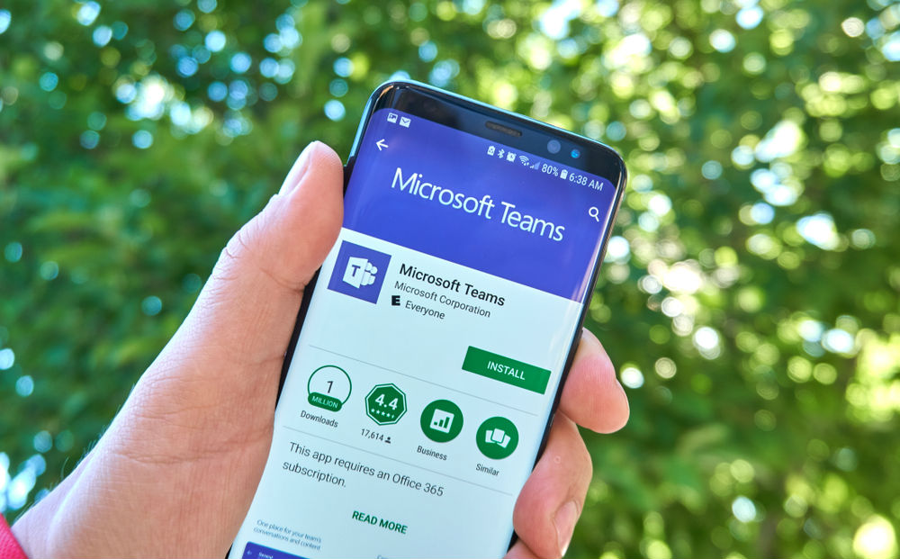 Microsoft: Teams Just Blew Past Slack, New Features Imminent