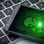 Mobile Malware with Skull
