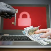Ransomware with Cash and Key