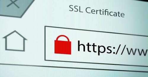 SSL Certificate Website Designation