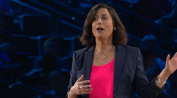 Gavriella Schuster at Microsoft Inspire 2019