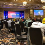ChannelCon 2019 Keynote Room Landing Page