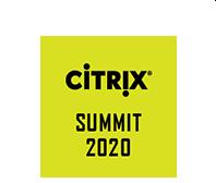 Citrix Summit 2020 logo