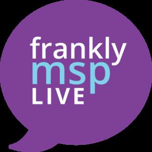 Frankly MSP Live logo 2020