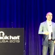 Jamil Farshchi at Black Hat USA 2019