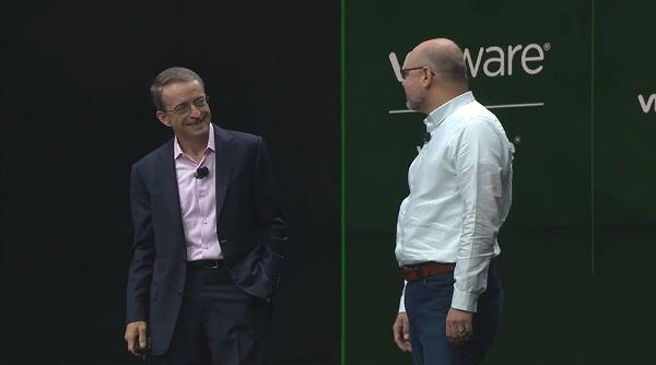 Joe Beda VMware at VMworld 2019