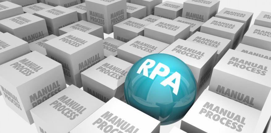 robotics automation platform (RPA)