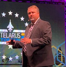 Roger Blohm Telarus Partner Summit 2019