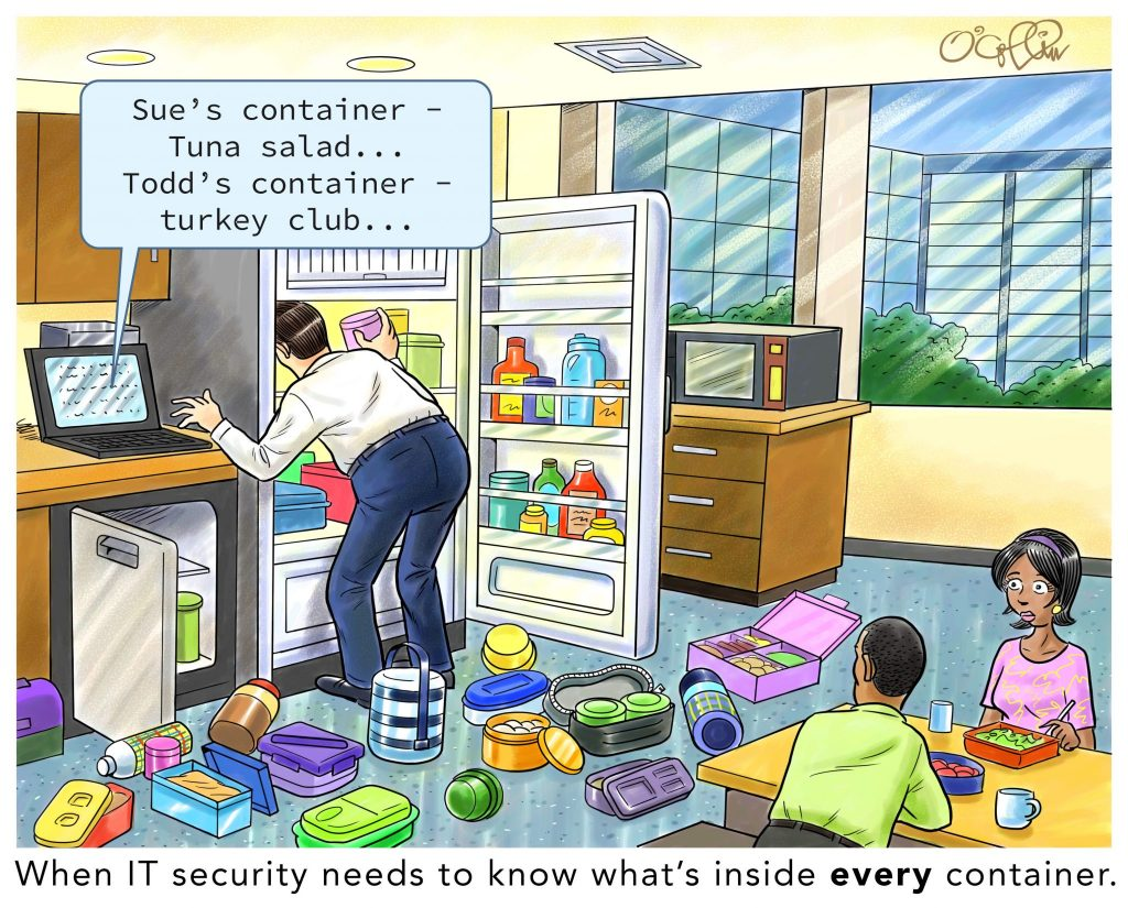 Sungard AS Containers August 2019