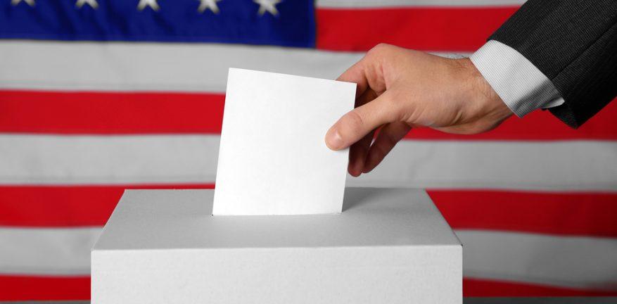 US voter