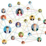 LinkedIn social connections