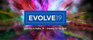 ASG Evolve19 logo