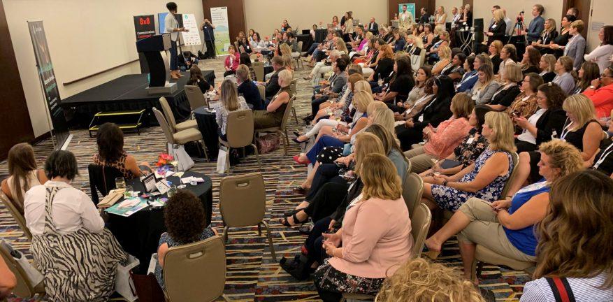 Alliance of Channel Women ACW Connect Live 2019 Evolution