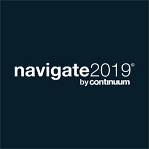 Continuum Navigate 2019 logo