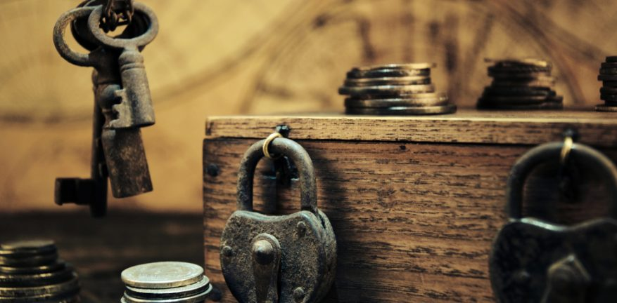 Key to treasure trove