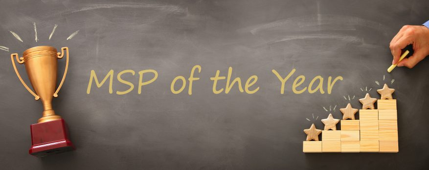 MSP of the Year