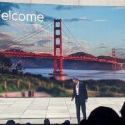 VMware CEO Pat Gelsinger at VMWorld Keynote