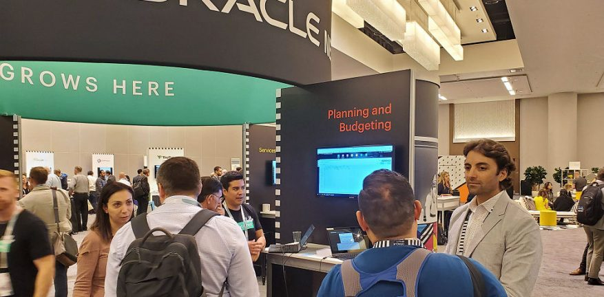 Oracle OpenWorld Expo 2019