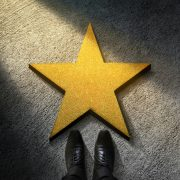 Star for Executive of the Year