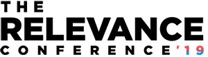The Relevance Conference '19 logo