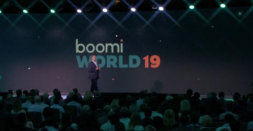 Chris McNabb at Boomi World 2019