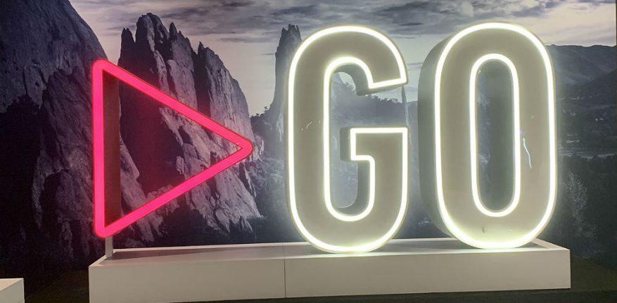 Commvault Go 2019 Opener