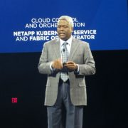 George Kurian NetApp Insight 2019