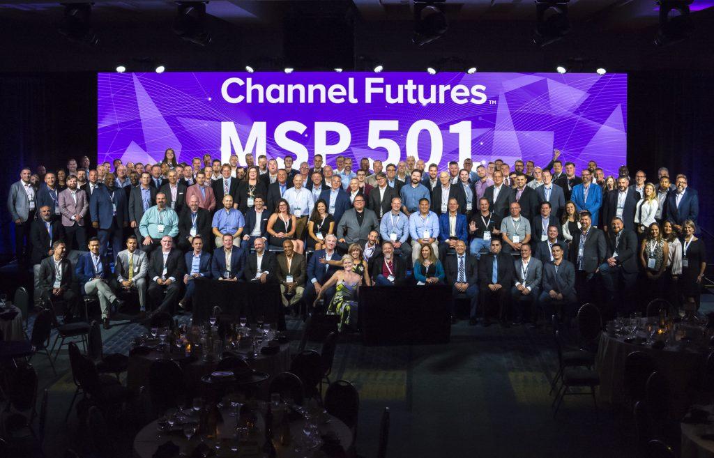 Group Shot MSP 501 2019