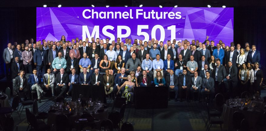 Group Shot MSP 501 2019