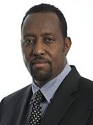 UPU's Bishar Hussein