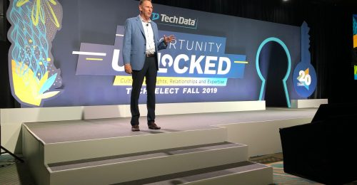 Tech Data's Marty Bauerlein