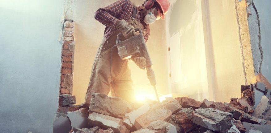 Jackhammer, Construction