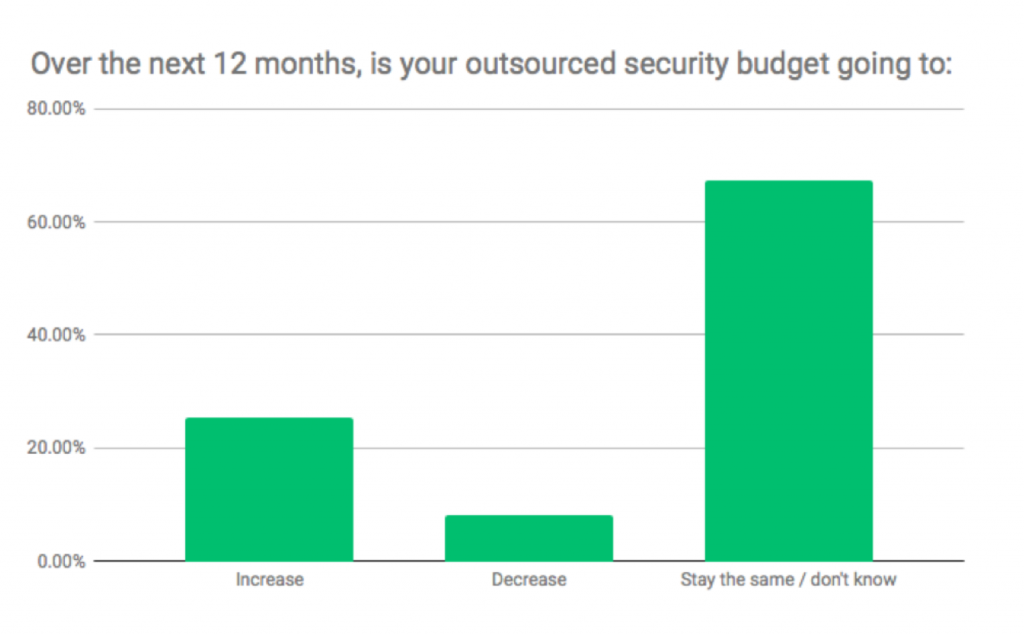 Security Outsourcing Survey Image 5