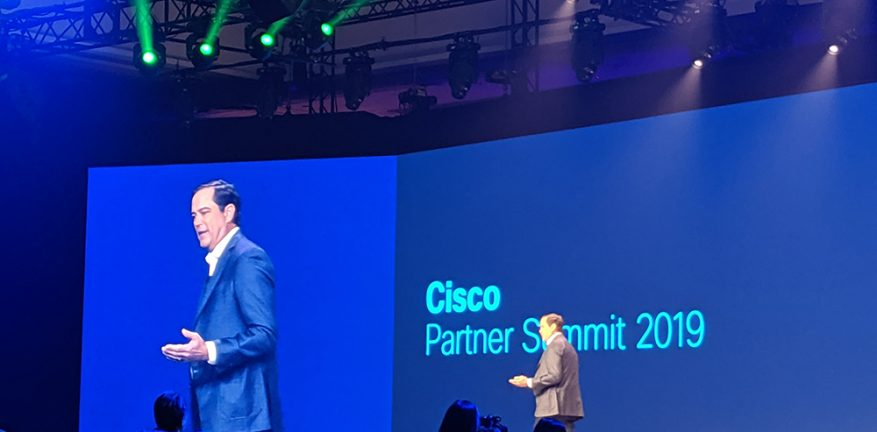 Cisco Partner Summit 2019