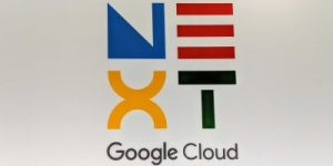 Google Cloud Next logo