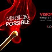 Vision '19 logo