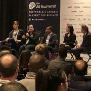 AI Summit NYC Speech Panel 2019