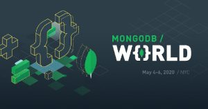 MongoDB World 2020 logo