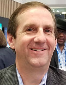 Samsung's Mike Coleman at NRF 2020