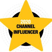 2020 Channel Influencer logo