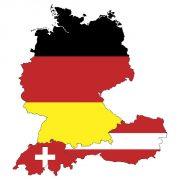 DACH Region of Europe